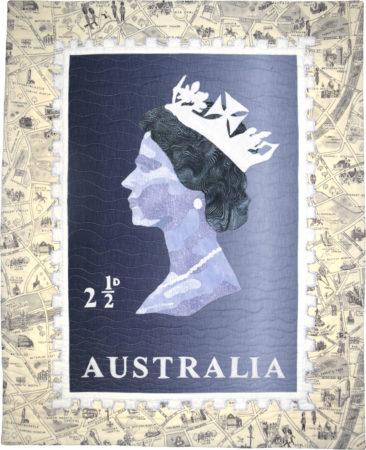 Her Majesty © Susan Auden Wood