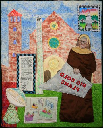 Mother Angelica Rizzo © Jennifer A Beatty