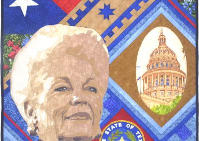 Texas Governor Ann Richards