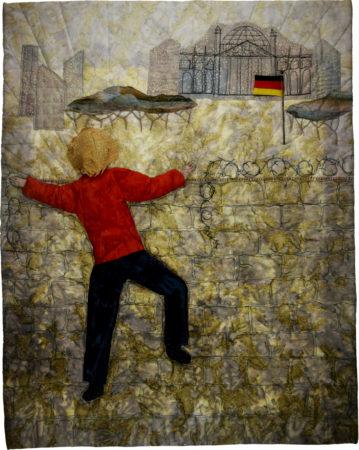 Angela Merkel World Leader © Kat Campau
