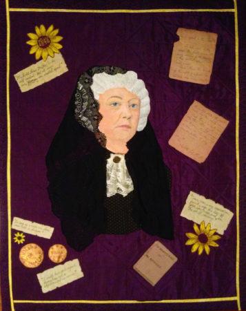 Elizabeth Cady Stanton © Tammi Daubenspeck