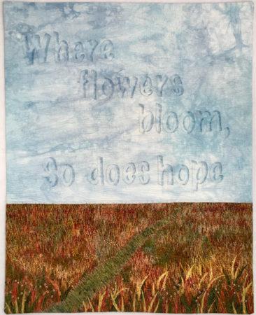 Field of Hope: Lady Bird Johnson © Sarah Entsminger