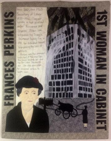 Frances Perkins © Betsy True