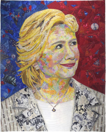 Hillary Rodham Clinton © Margaret Williams